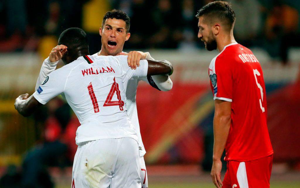 Qualificazioni Europei 2020: poker per Francia e Portogallo, anche Ronaldo in gol