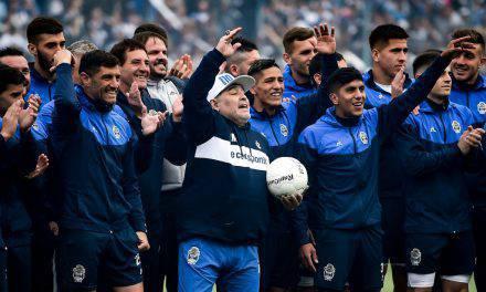 "Atalanta, Papu Gomez: ""Maradona per noi sarà sempre Dio"""
