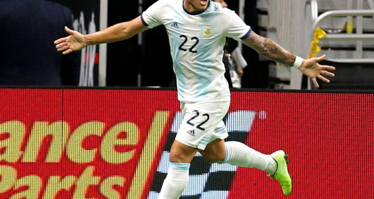 Inter, l'agente di Lautaro Martinez sogna di vederlo al Barcellona