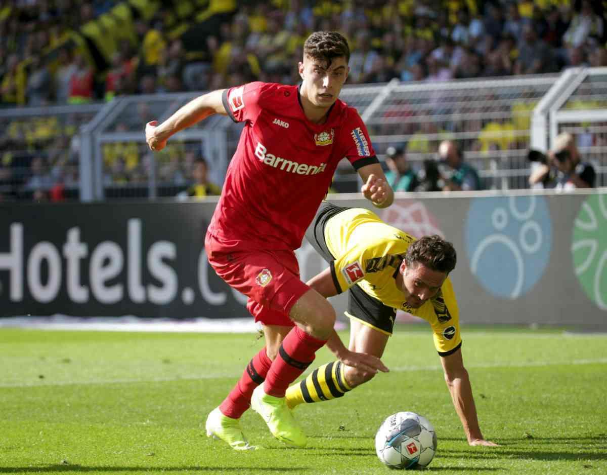 Kai Havertz, tutto sul gioiello del Bayer Leverkusen