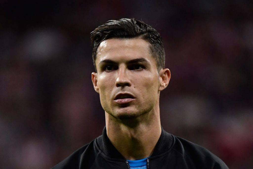 Ronaldo torna in gruppo: ci sarà contro la Spal