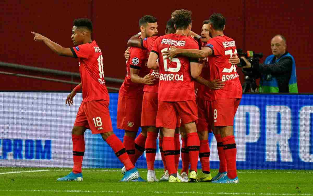 Bayer Leverkusen, tutto sugli avversari della Juve in Champions league