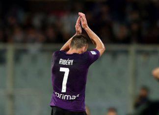 Milan-Fiorentina 1-3, Ribery condanna Giampaolo, San Siro contesta