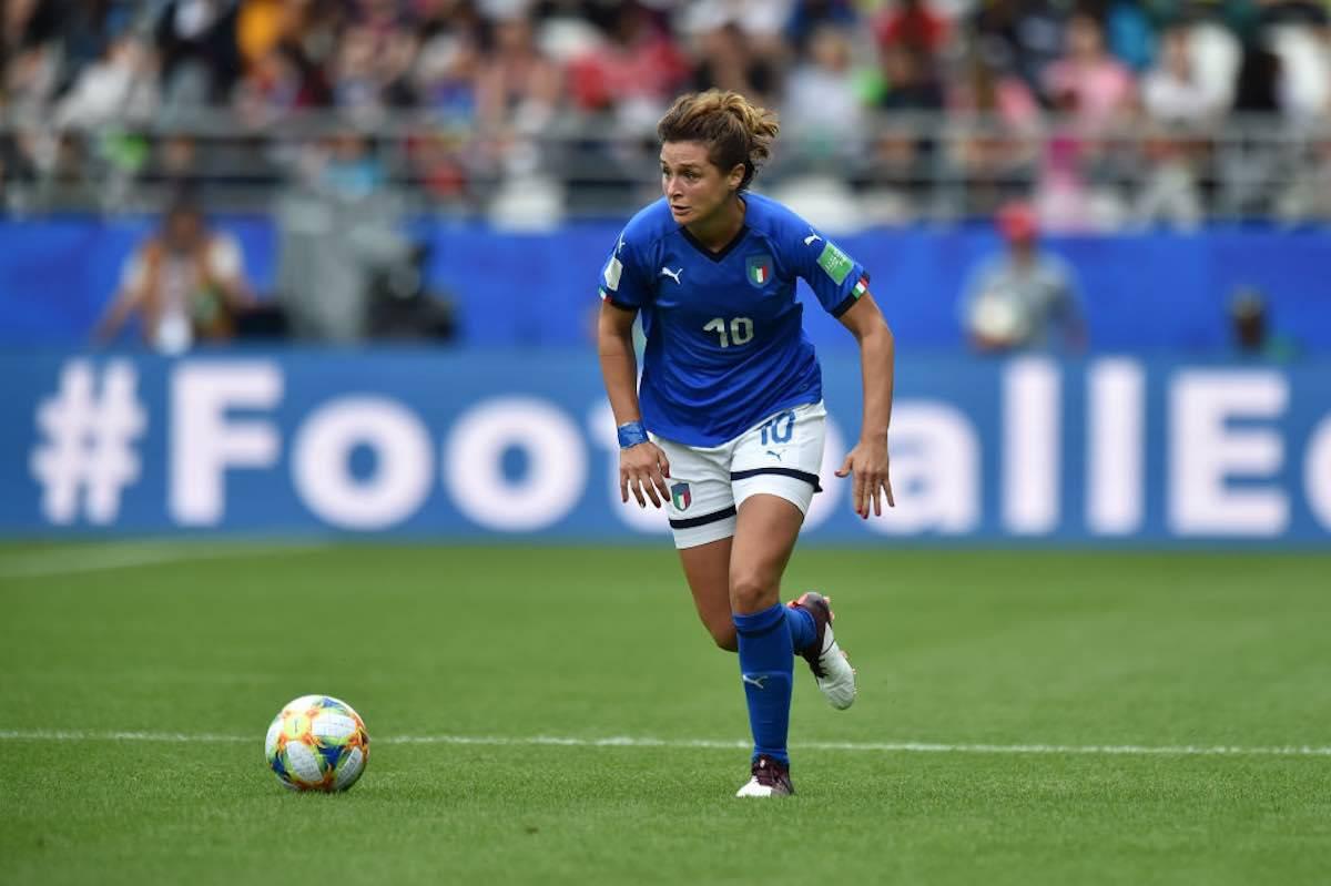 Italia Georgia 1-0 decide Girelli