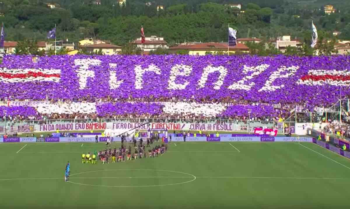 Highlights Fiorentina-Juventus