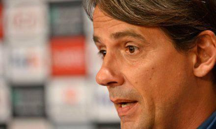 """Lazio-Parma, Inzaghi: """"C'è delusione, ma anche fiducia. Ora ripartiamo!"""""""