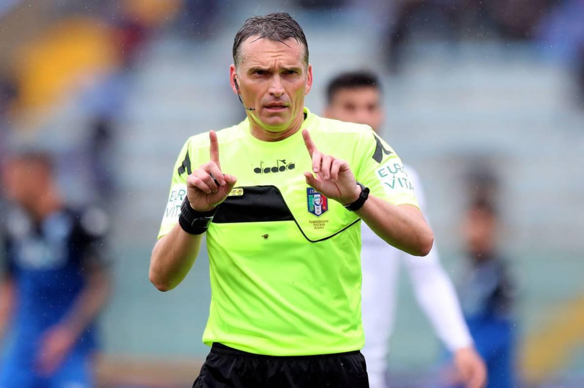 Irrati per Fiorentina-Juventus