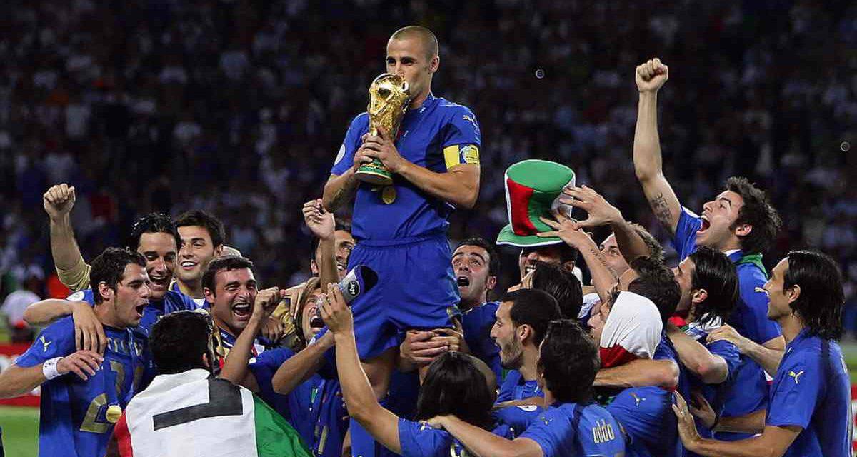 Azzurri Legends, sfida alla Germania con Pirlo, Totti e Gattuso in campo