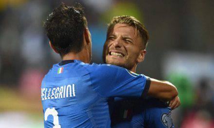 Qualificazioni Euro 2020, trionfa ancora l'Italia. Poker di Spagna e Svizzera