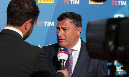 """Fiorentina-Juventus, Joe Barone: """"Giro di campo con Agnelli? Mai"""""""