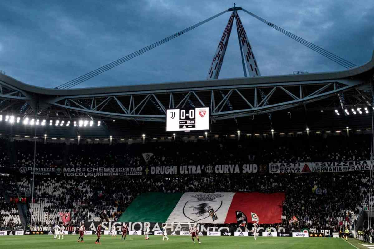 Juventus, sciopero degli ultras