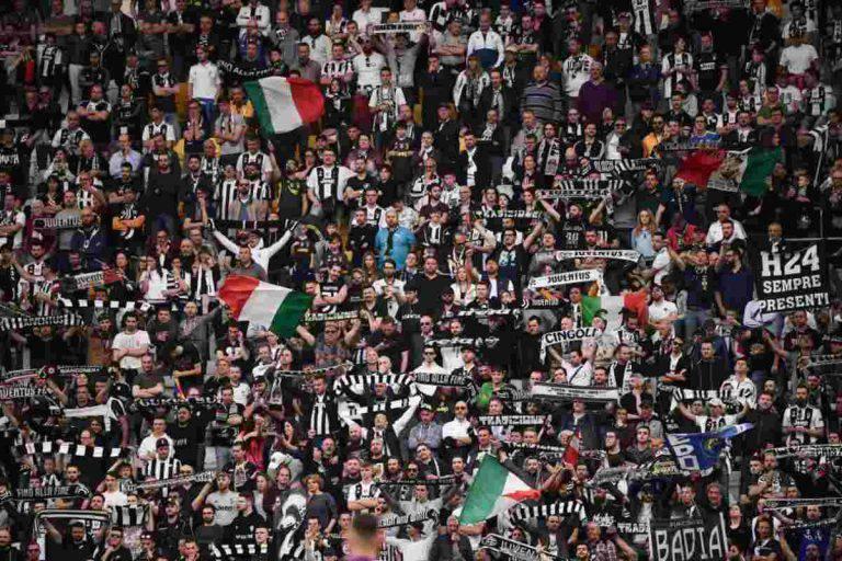 Juventus ultras arrestati