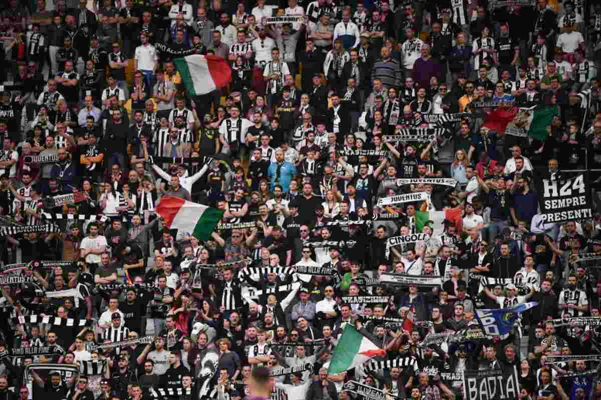 Juventus-Verona clima teso ultras sul piede di guerra