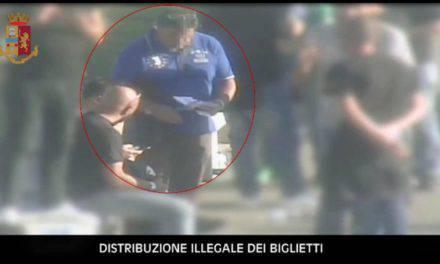 Juventus, le immagini della polizia: ecco come agivano gli ultras arrestati | VIDEO