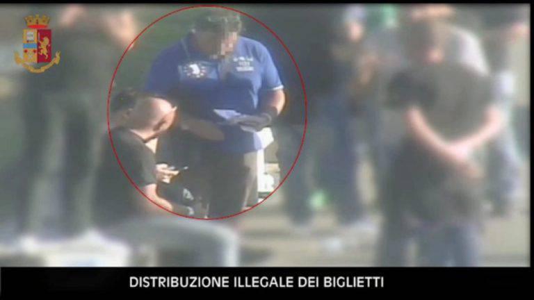 Juventus, ultras arrestati dalla Polizia