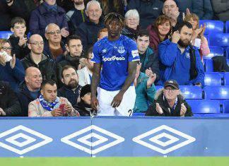 Everton, Kean sostituito dopo 19': incerto il suo futuro in Premier League