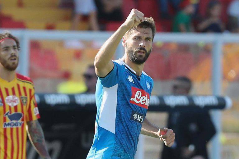 Llorente prima da titolare super Lecce Napoli