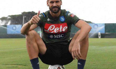 """Napoli, Llorente si presenta: """"So come battere la Juventus. Voglio la Champions"""""""