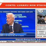 """""""Lukaku si ferma solo con le banane"""", opinionista licenziato in diretta – VIDEO"""