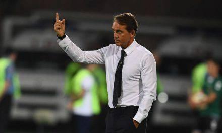 """Italia, Mancini: """"Finlandia avversario tosto. Bonucci? Da capitano deve fare attenzione"""""""
