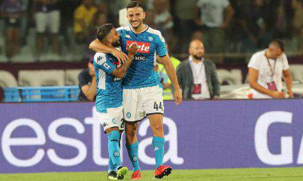 Serie A, i calciatori più veloci: Manolas precede Cristiano Ronaldo