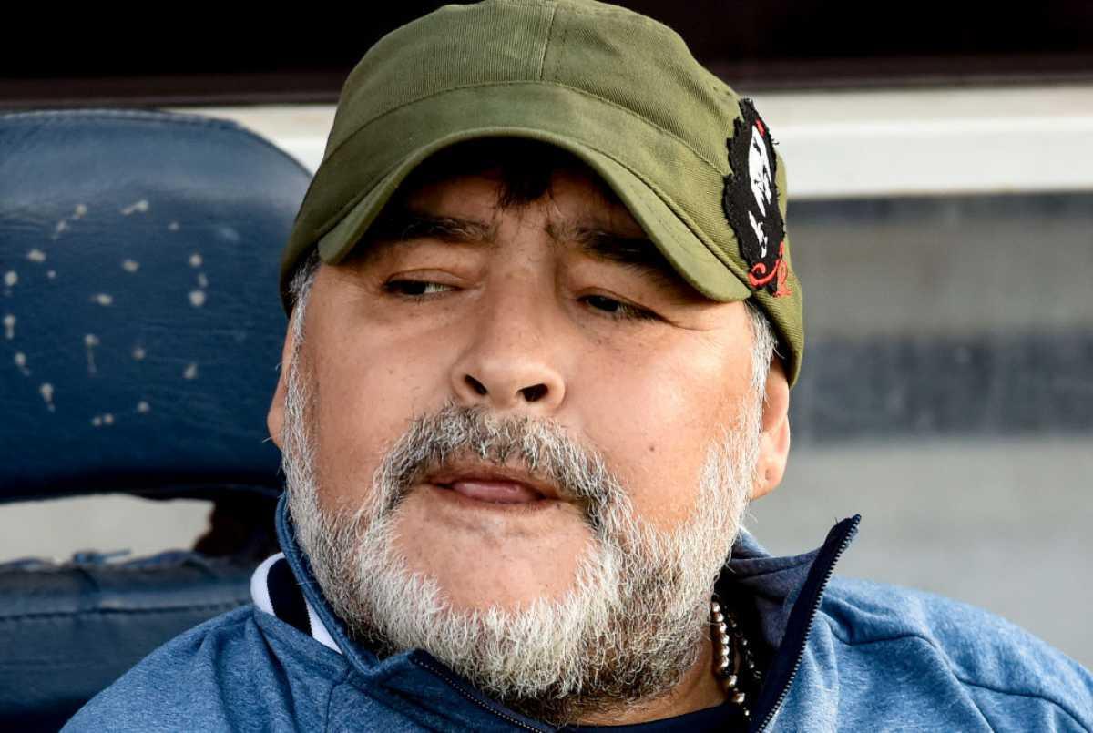 Maradona ancora sconfitto