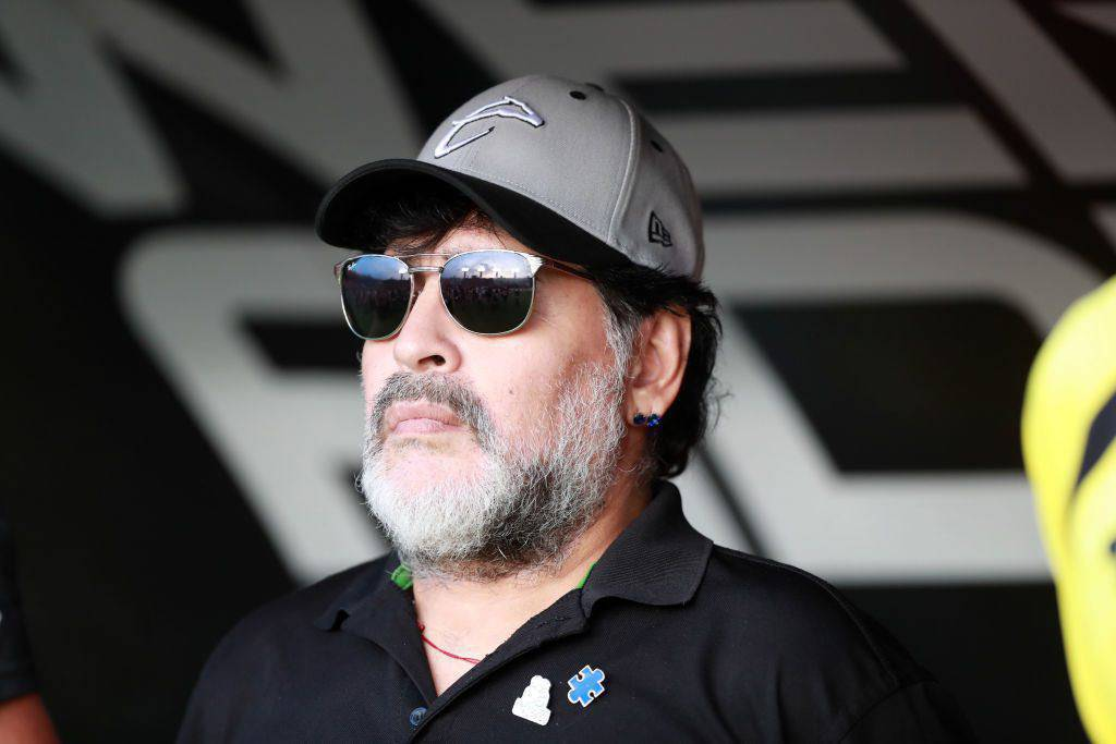 Maradona smentisce la trattativa col Gimnasia