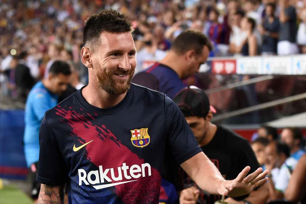 Messi, clausola particolare nel contratto