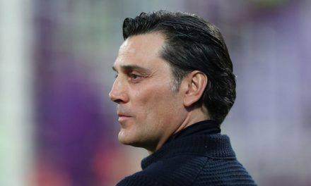 """Fiorentina, Montella: """"Juventus? Può succedere di tutto. La società mi dà fiducia"""""""