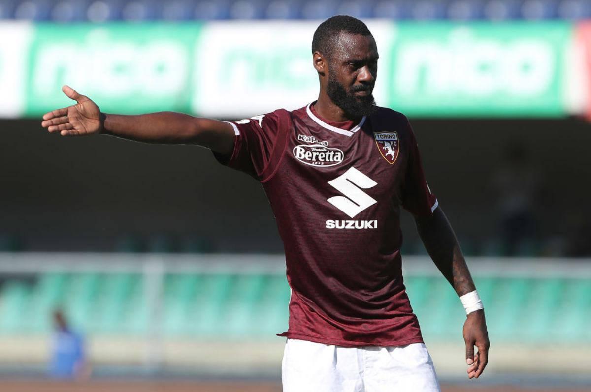 K'Koulou problemi col Torino