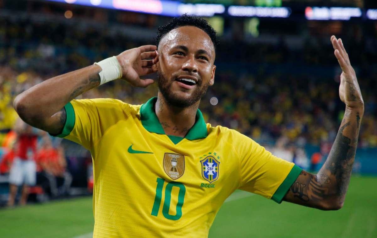 Neymar torna al gol