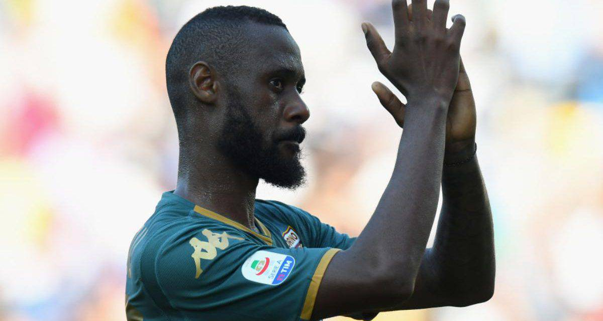 "Torino, Nkoulou torna in squadra: ""Chiedo scusa a tutti"""