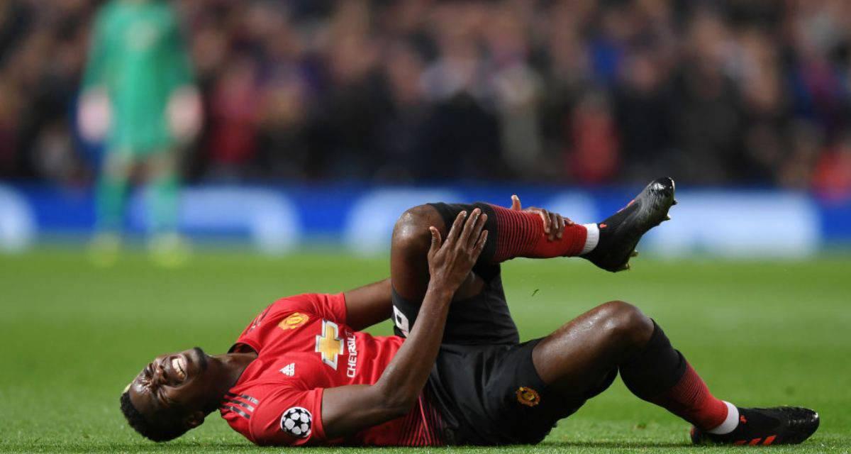 Pogba, infortunio alla caviglia: forfait con la Francia, ignoti i tempi di recupero