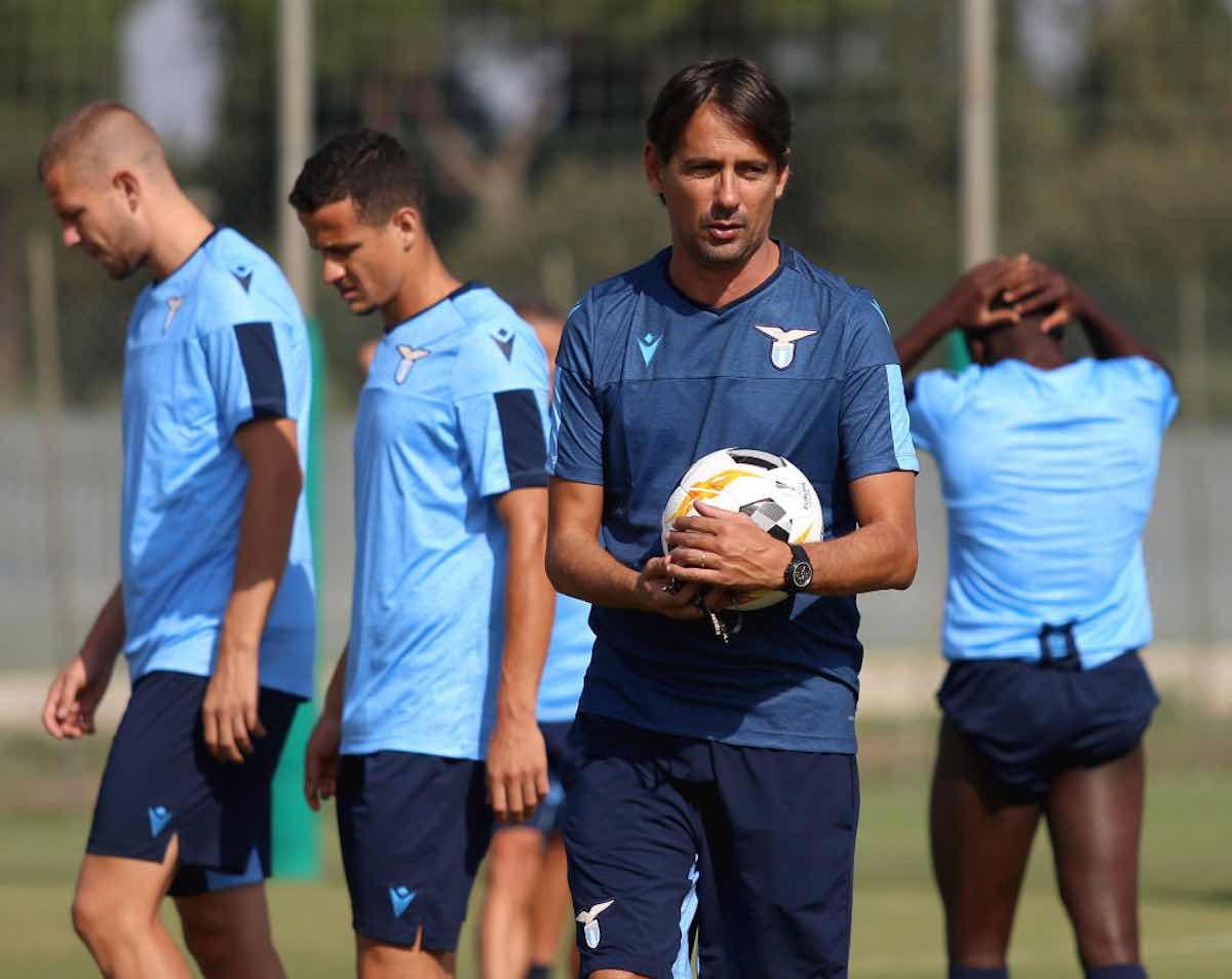 Cluj-Lazio, Inzaghi in conferenza stampa