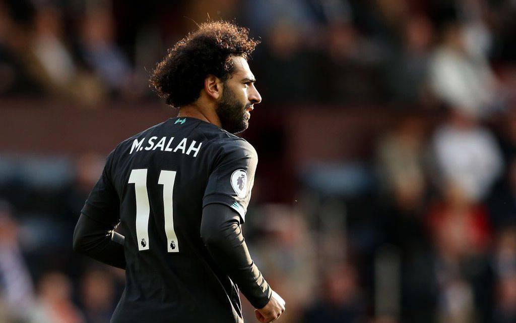 Liverpool, riconoscimento per Salah che insegue Van Persie, Rooney e Giggs
