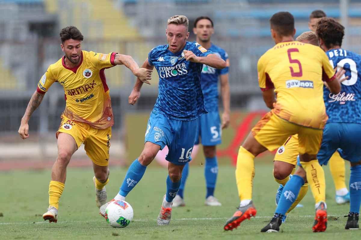 Serie B partite quinta giornata