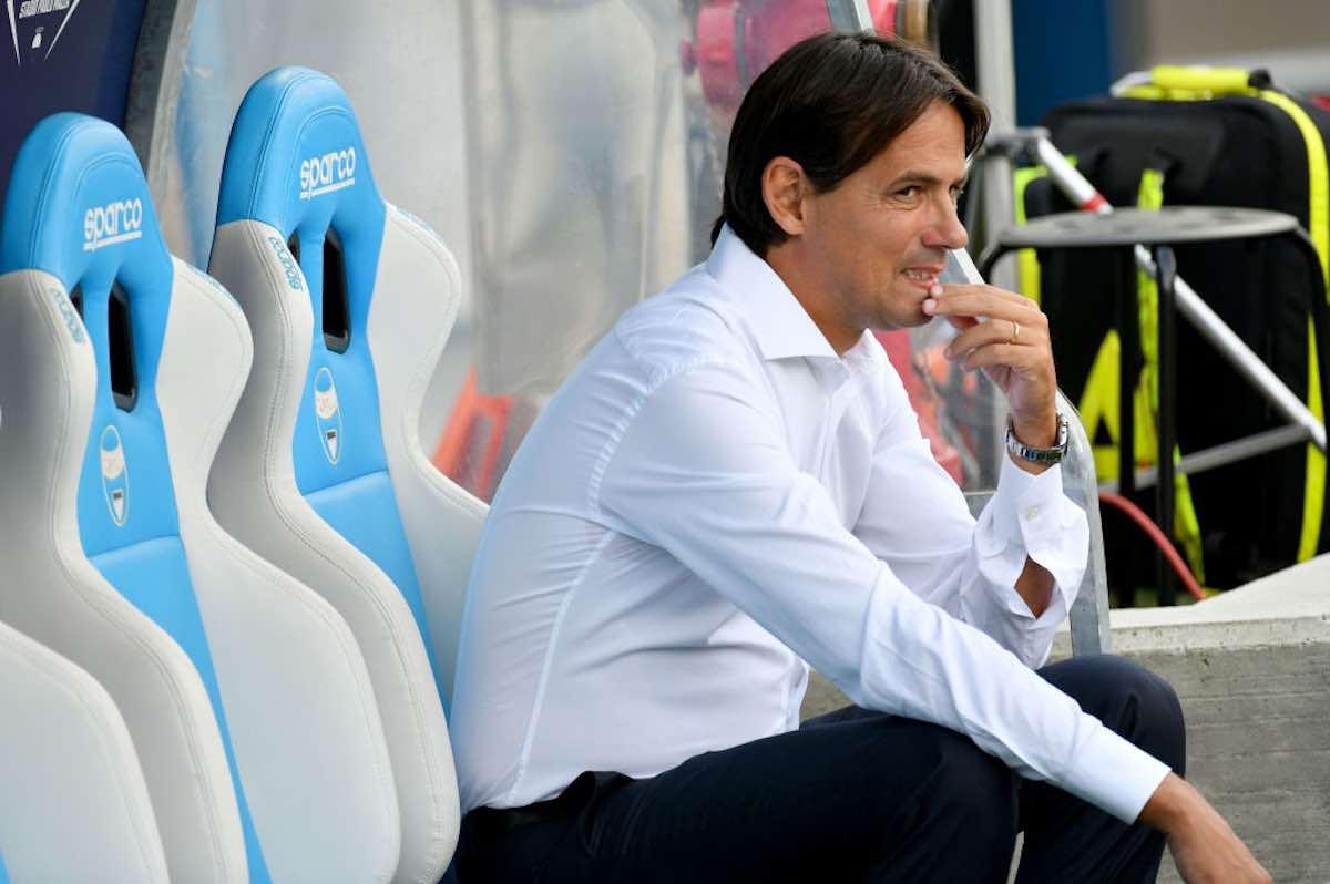 """Spal-Lazio, inzaghi: """"Non possiamo prendere gol così"""""""