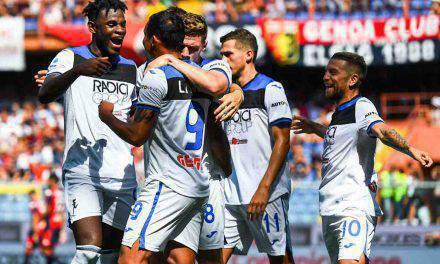 Serie A, Genoa-Atalanta 1-2: capolavoro di Zapata allo scadere. Tabellino e cronaca