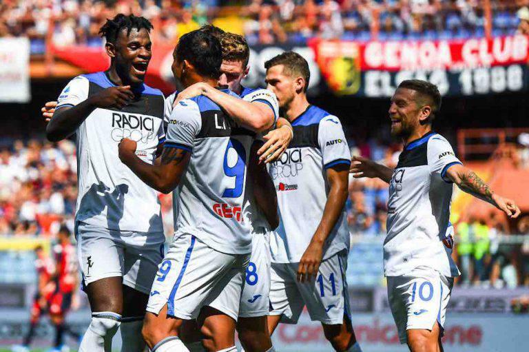 Serie A, Genoa-Atalanta 1-2: capolavoro Zapata
