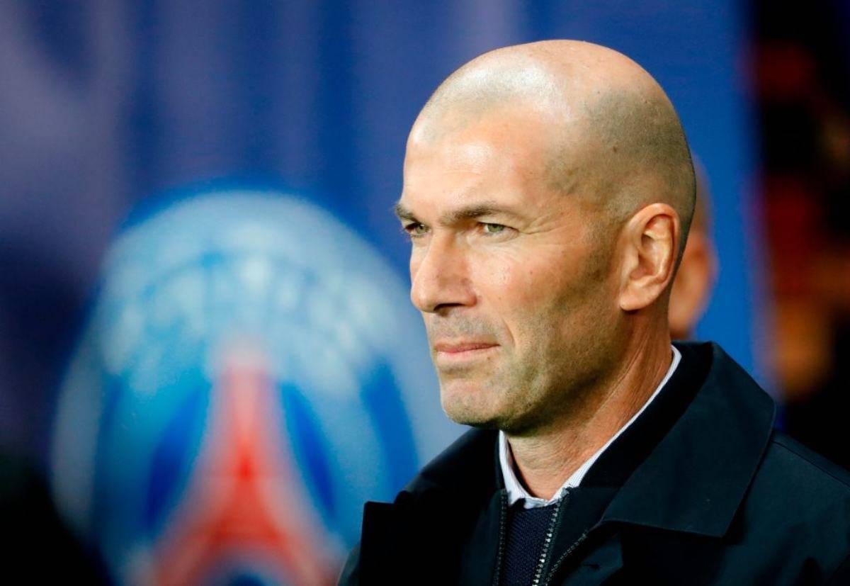 Zinedine Zidane rischia l'esonero