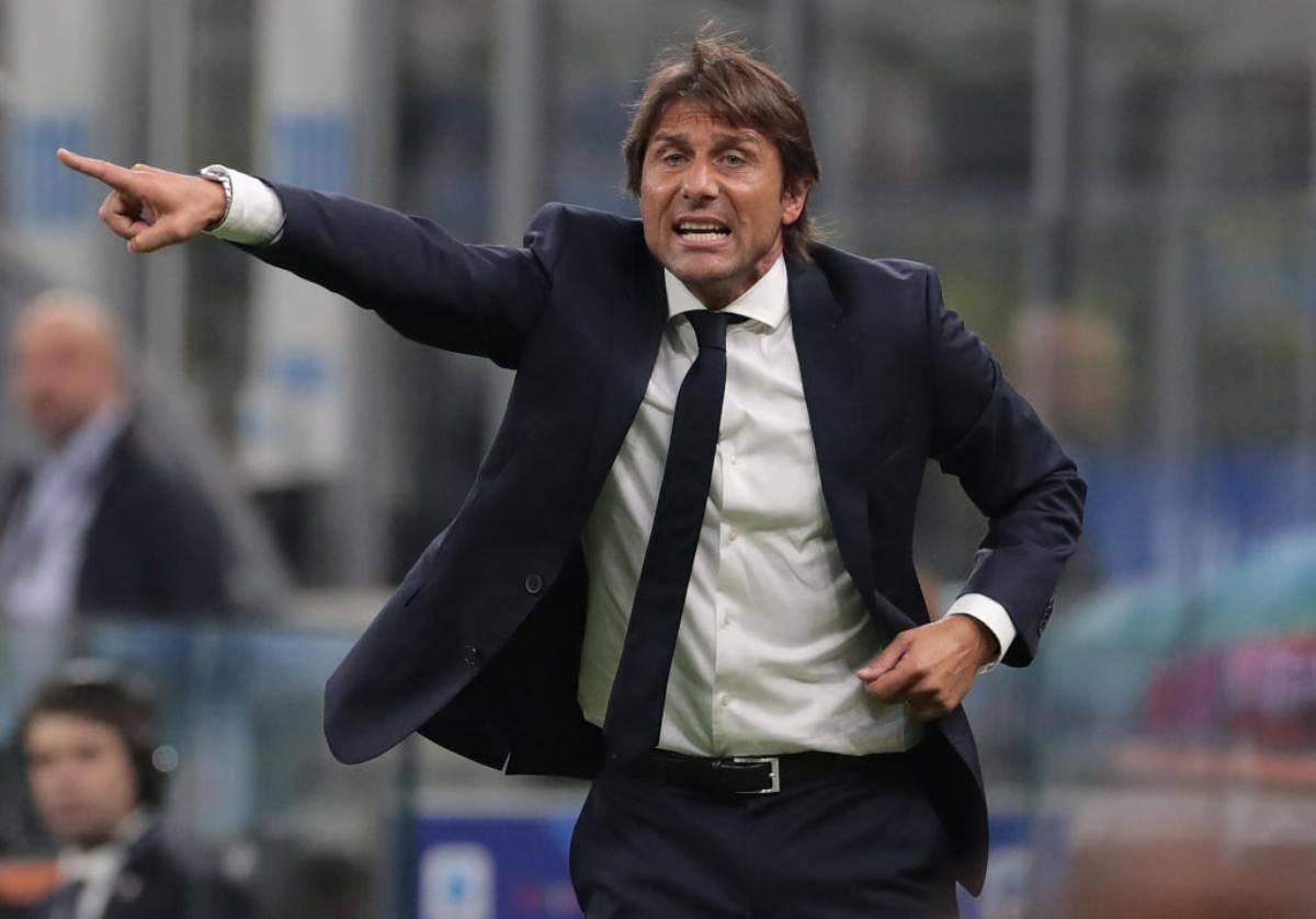Antonio Conte, da giugno alla guida dell'Inter
