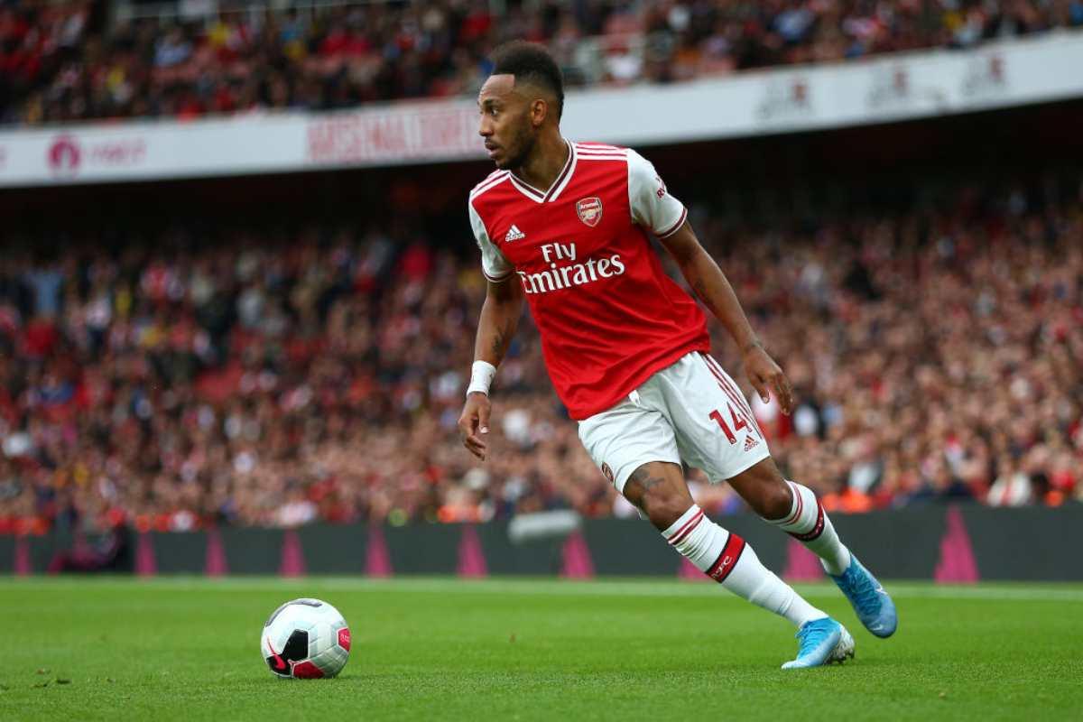 Aubameyang, bomber dell'Arsenal