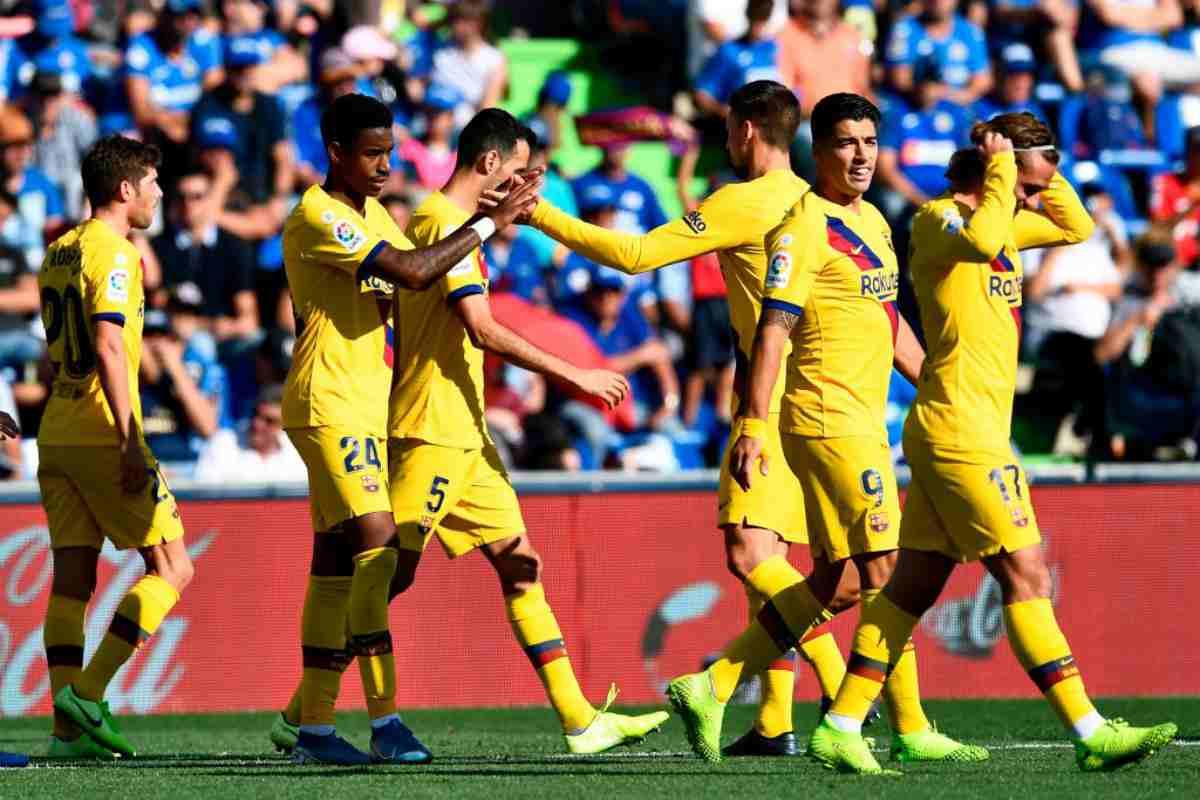 Liga: vince il Barcellona, che assist di Ter Stegen!