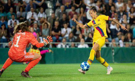 Champions League donne: buona Juve, ma vince il Barcellona