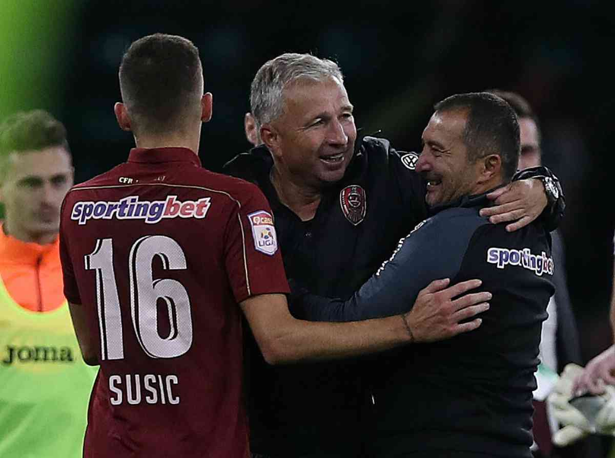 Europa League, il Cluj sfida la Lazio