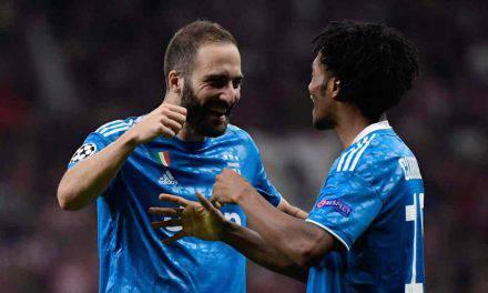 Atletico Madrid-Juventus 2-2: Cuadrado e Matuidi non bastano, Herrera gela i bianconeri