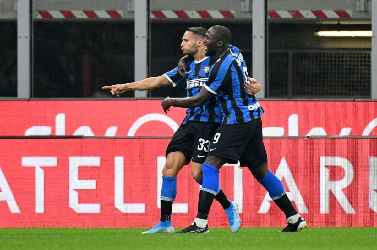 D'Ambrosio, gol decisivo in Inter-Lazio