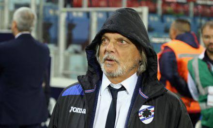 Sampdoria, ancora minacce a Ferrero: accerchiato. Interviene la polizia