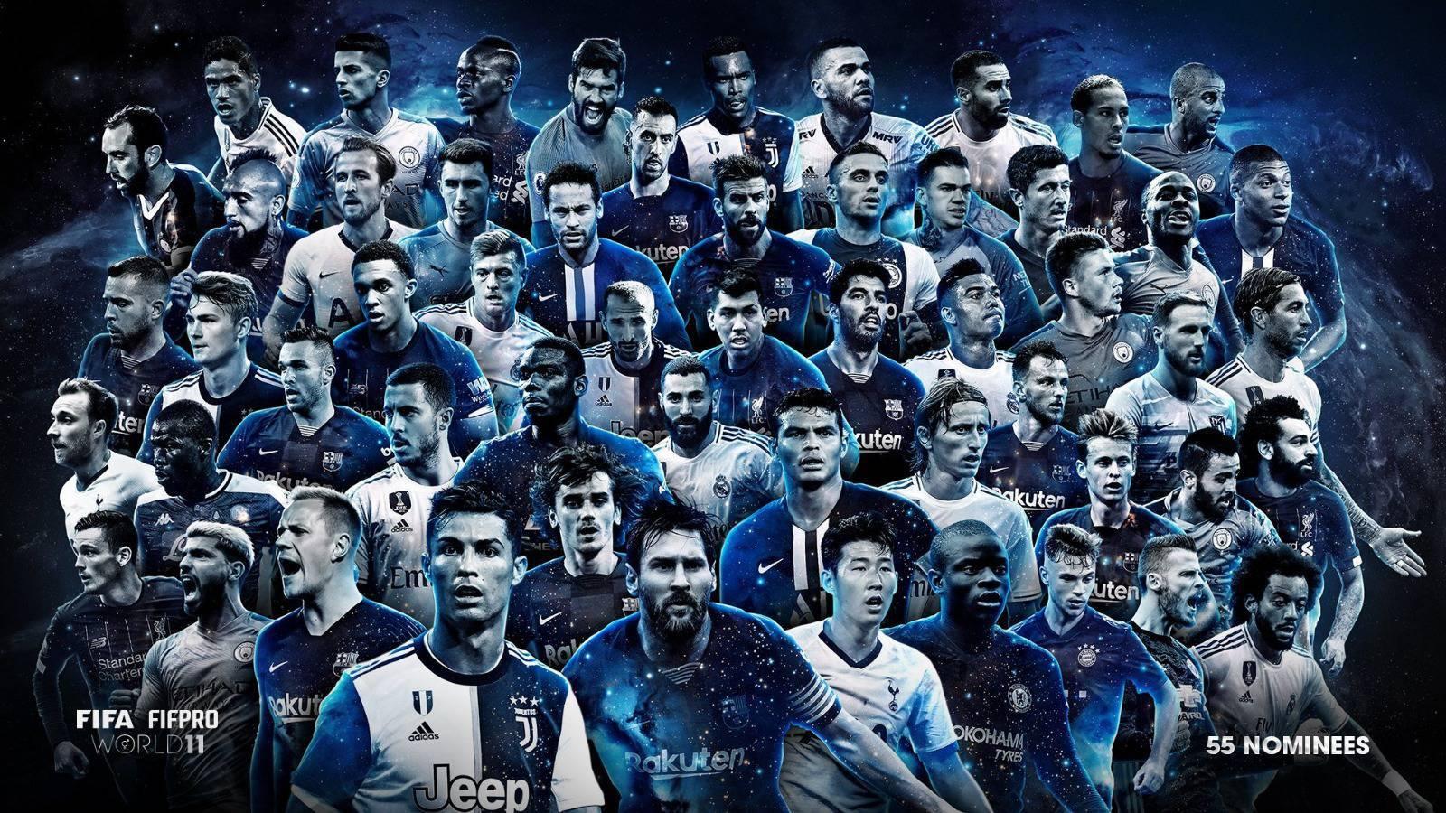 "FIFA Football Awards: cinque ""italiani"" in lista"