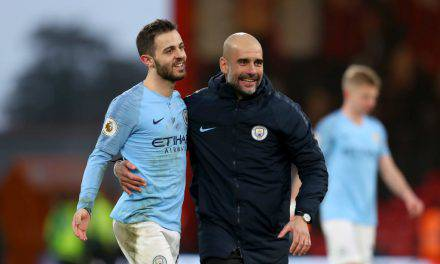 "Manchester City, Bernardo Silva su Guardiola: ""Lavorare con lui ti esaurisce"""